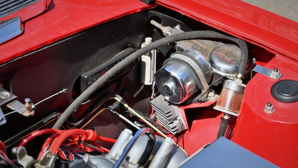 RESERVE LOWERED - 1972 Triumph Stag Convertible For Sale (picture 108 of 141)