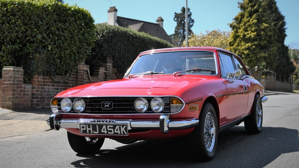 RESERVE LOWERED - 1972 Triumph Stag Convertible For Sale (picture 1 of 141)