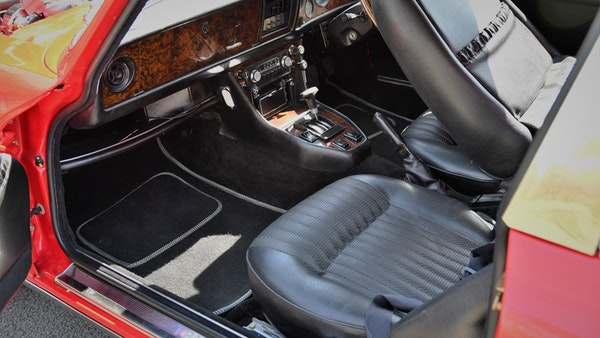 RESERVE LOWERED - 1972 Triumph Stag Convertible For Sale (picture 48 of 141)