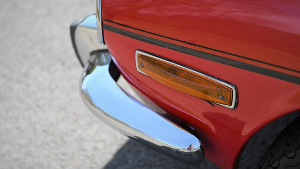 RESERVE LOWERED - 1972 Triumph Stag Convertible For Sale (picture 83 of 141)