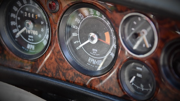RESERVE LOWERED - 1972 Triumph Stag Convertible For Sale (picture 32 of 141)