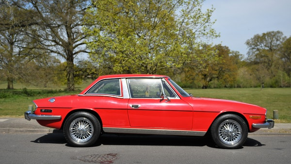 RESERVE LOWERED - 1972 Triumph Stag Convertible For Sale (picture 6 of 141)