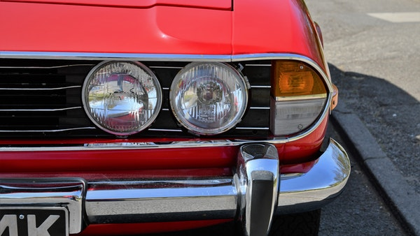 RESERVE LOWERED - 1972 Triumph Stag Convertible For Sale (picture 68 of 141)
