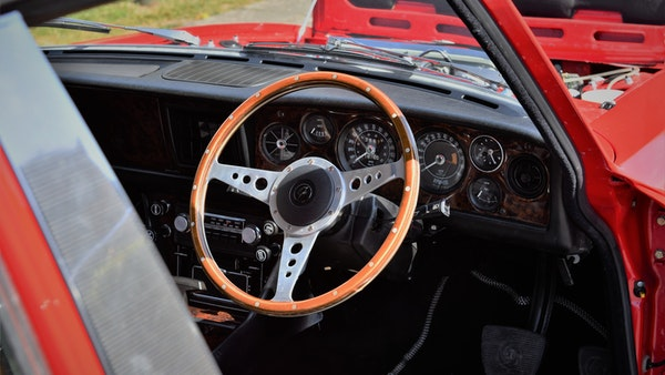RESERVE LOWERED - 1972 Triumph Stag Convertible For Sale (picture 31 of 141)