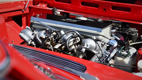 RESERVE LOWERED - 1972 Triumph Stag Convertible For Sale (picture 114 of 141)