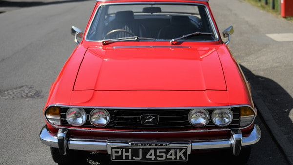 RESERVE LOWERED - 1972 Triumph Stag Convertible For Sale (picture 5 of 141)