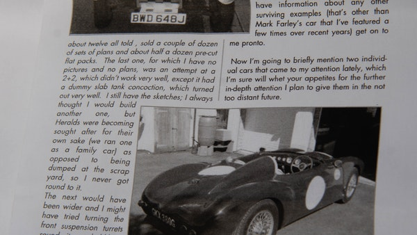 1968 Stanbury TT For Sale (picture 31 of 31)