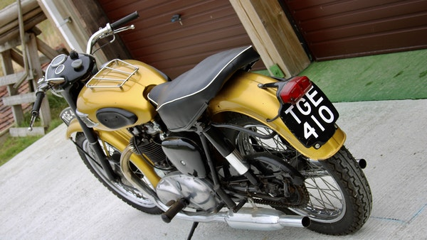 RESERVE LOWERED! -1957 Pre-Unit Triumph Thunderbird For Sale (picture 6 of 55)