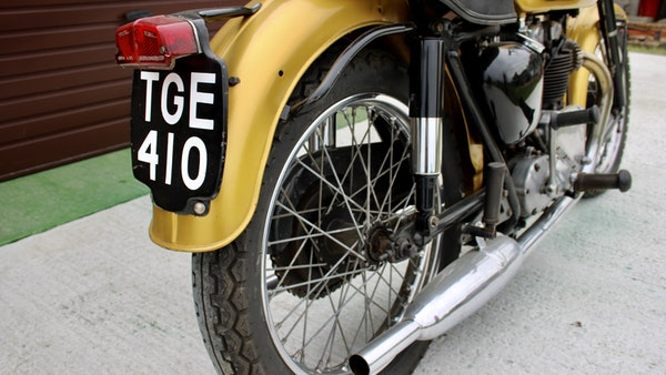 RESERVE LOWERED! -1957 Pre-Unit Triumph Thunderbird For Sale (picture 12 of 55)