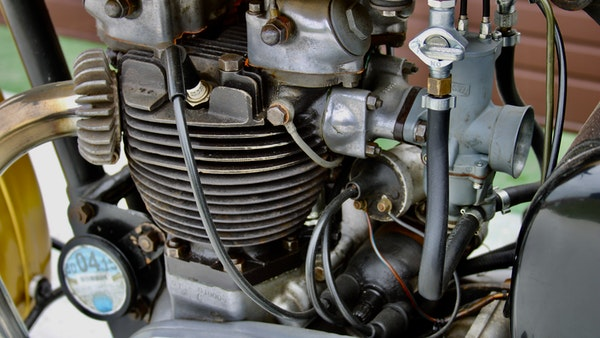 RESERVE LOWERED! -1957 Pre-Unit Triumph Thunderbird For Sale (picture 50 of 55)