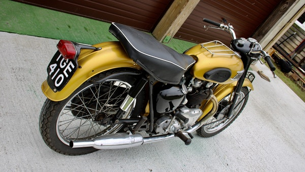 RESERVE LOWERED! -1957 Pre-Unit Triumph Thunderbird For Sale (picture 10 of 55)