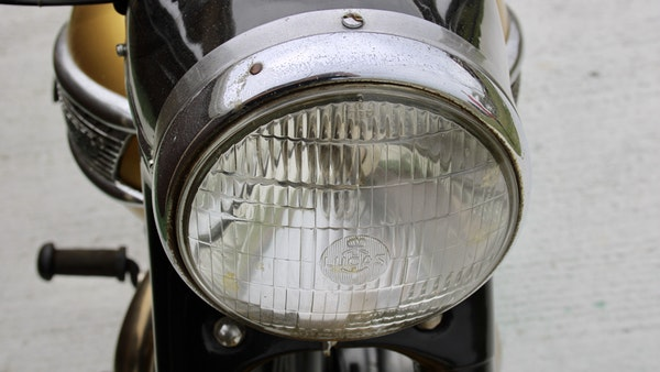 RESERVE LOWERED! -1957 Pre-Unit Triumph Thunderbird For Sale (picture 32 of 55)
