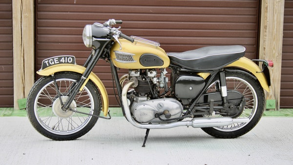 RESERVE LOWERED! -1957 Pre-Unit Triumph Thunderbird For Sale (picture 8 of 55)