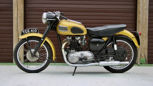 RESERVE LOWERED! -1957 Pre-Unit Triumph Thunderbird For Sale (picture 3 of 55)
