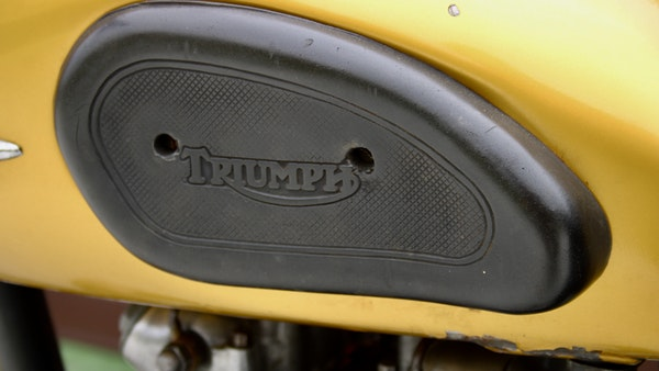 RESERVE LOWERED! -1957 Pre-Unit Triumph Thunderbird For Sale (picture 23 of 55)