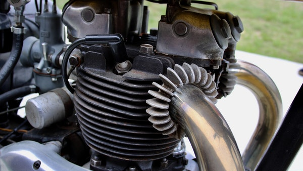 RESERVE LOWERED! -1957 Pre-Unit Triumph Thunderbird For Sale (picture 52 of 55)