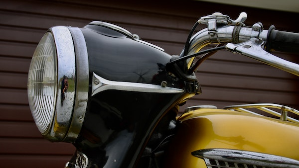 RESERVE LOWERED! -1957 Pre-Unit Triumph Thunderbird For Sale (picture 17 of 55)