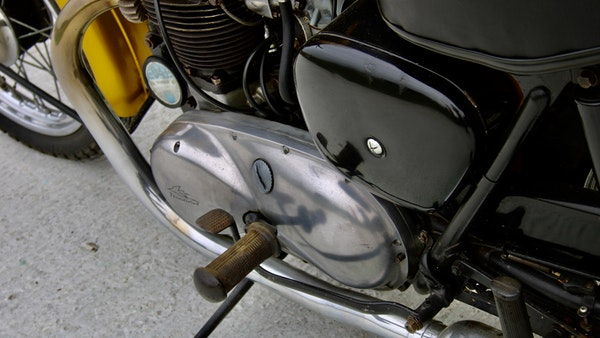 RESERVE LOWERED! -1957 Pre-Unit Triumph Thunderbird For Sale (picture 43 of 55)