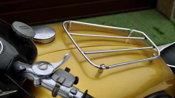 RESERVE LOWERED! -1957 Pre-Unit Triumph Thunderbird For Sale (picture 16 of 55)