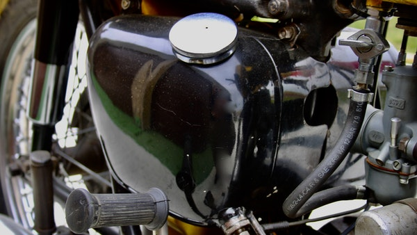RESERVE LOWERED! -1957 Pre-Unit Triumph Thunderbird For Sale (picture 48 of 55)