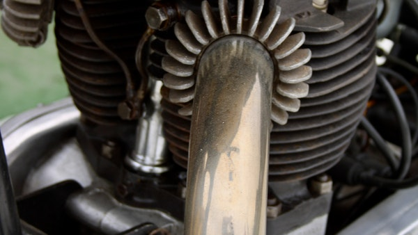 RESERVE LOWERED! -1957 Pre-Unit Triumph Thunderbird For Sale (picture 51 of 55)