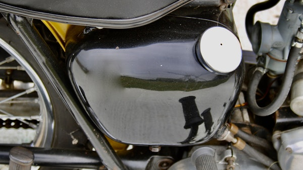 RESERVE LOWERED! -1957 Pre-Unit Triumph Thunderbird For Sale (picture 46 of 55)