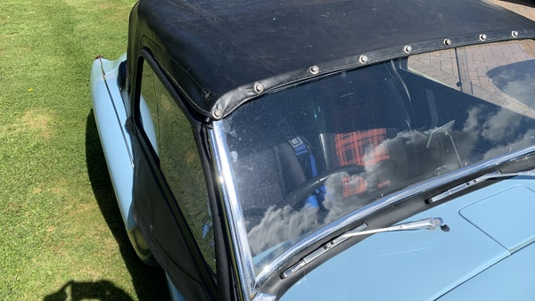 RESERVE LOWERED - 1958 Triumph TR3 A For Sale (picture 25 of 34)