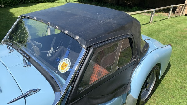 RESERVE LOWERED - 1958 Triumph TR3 A For Sale (picture 24 of 34)