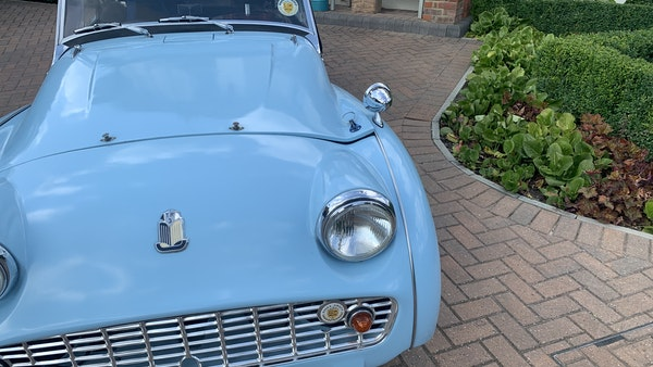 RESERVE LOWERED - 1958 Triumph TR3 A For Sale (picture 26 of 34)