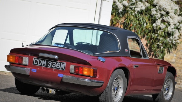 1974 TVR 2500M For Sale (picture 10 of 121)