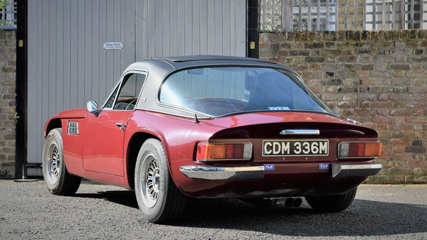1974 TVR 2500M For Sale (picture 9 of 121)