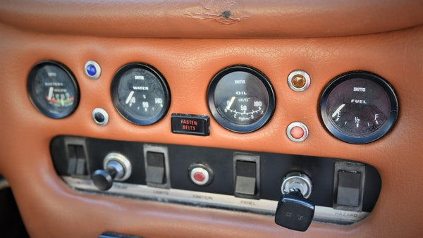 1974 TVR 2500M For Sale (picture 36 of 121)