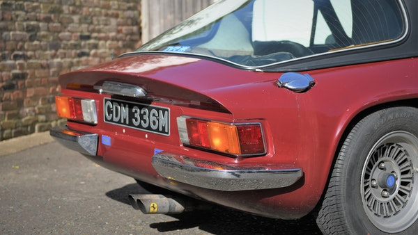 1974 TVR 2500M For Sale (picture 84 of 121)