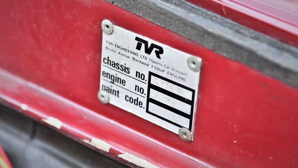 1974 TVR 2500M For Sale (picture 86 of 121)