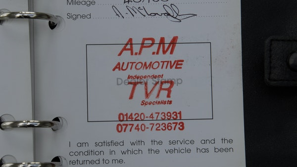 2001 TVR Chimaera 450 For Sale (picture 86 of 95)