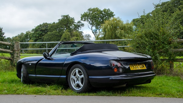 2001 TVR Chimaera 450 For Sale (picture 24 of 95)