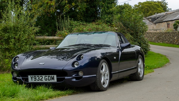 2001 TVR Chimaera 450 For Sale (picture 4 of 95)