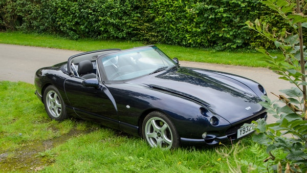 2001 TVR Chimaera 450 For Sale (picture 8 of 95)