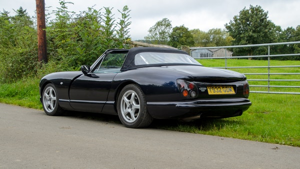 2001 TVR Chimaera 450 For Sale (picture 17 of 95)