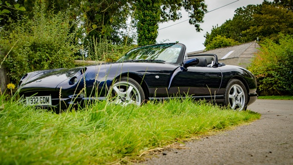 2001 TVR Chimaera 450 For Sale (picture 9 of 95)