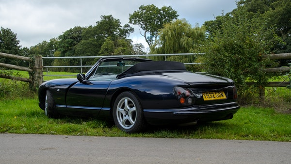 2001 TVR Chimaera 450 For Sale (picture 23 of 95)