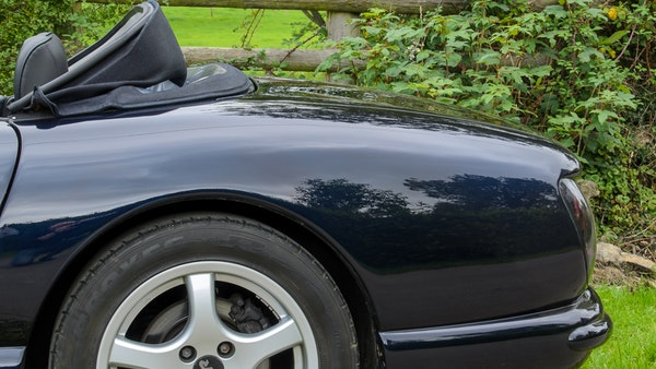 2001 TVR Chimaera 450 For Sale (picture 60 of 95)