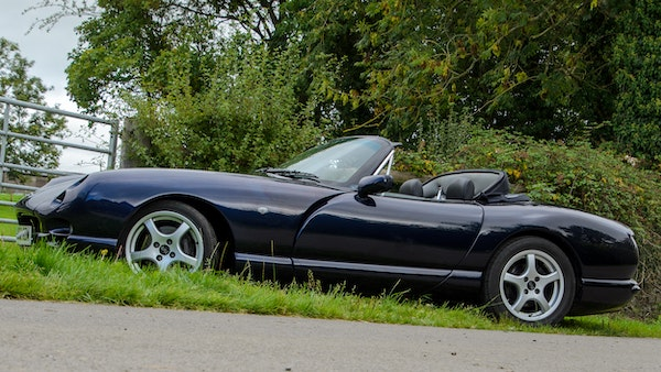 2001 TVR Chimaera 450 For Sale (picture 10 of 95)