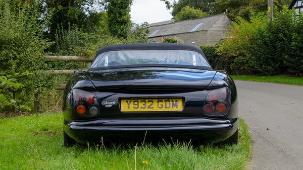 2001 TVR Chimaera 450 For Sale (picture 15 of 95)