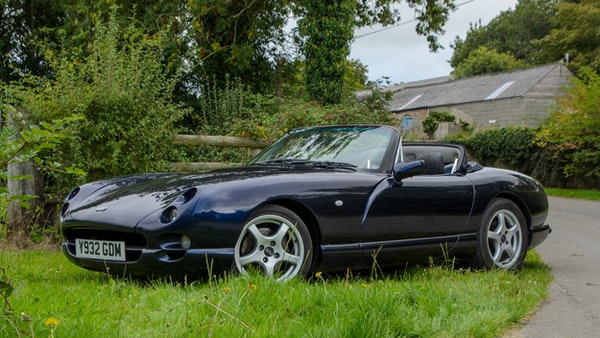 2001 TVR Chimaera 450 For Sale (picture 1 of 95)