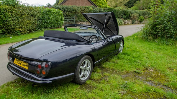 2001 TVR Chimaera 450 For Sale (picture 11 of 95)