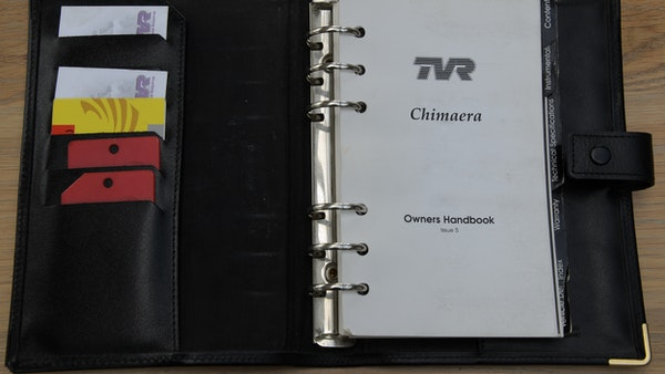 2001 TVR Chimaera 450 For Sale (picture 76 of 95)
