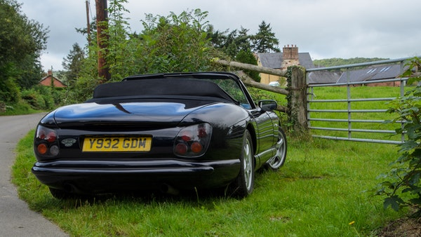 2001 TVR Chimaera 450 For Sale (picture 25 of 95)