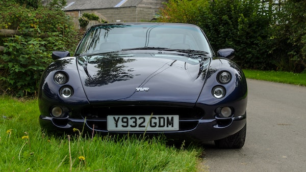 2001 TVR Chimaera 450 For Sale (picture 16 of 95)