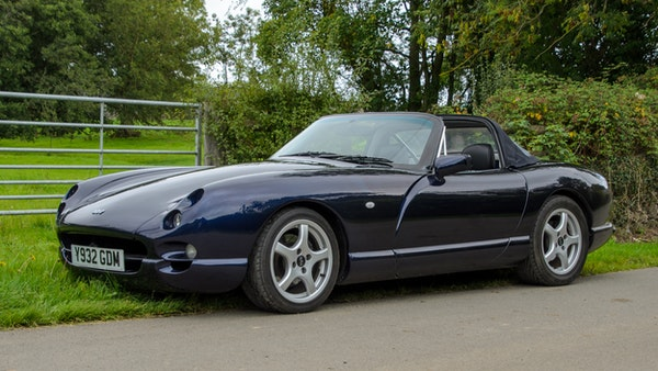 2001 TVR Chimaera 450 For Sale (picture 3 of 95)